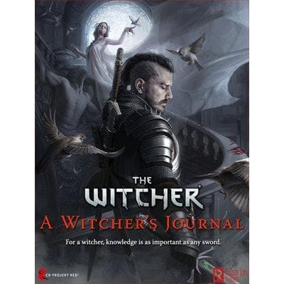 The Witcher RPG - A Witcher's Journal