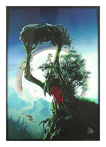 Wizard's Choice picture sleeves - Raging Treeman