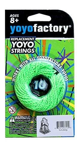 String Pack 5pcs green 100% polyester