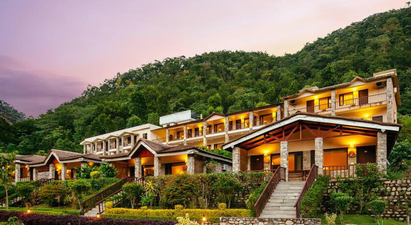 This Corbett Wildlife resort is up for grabs! Interested?