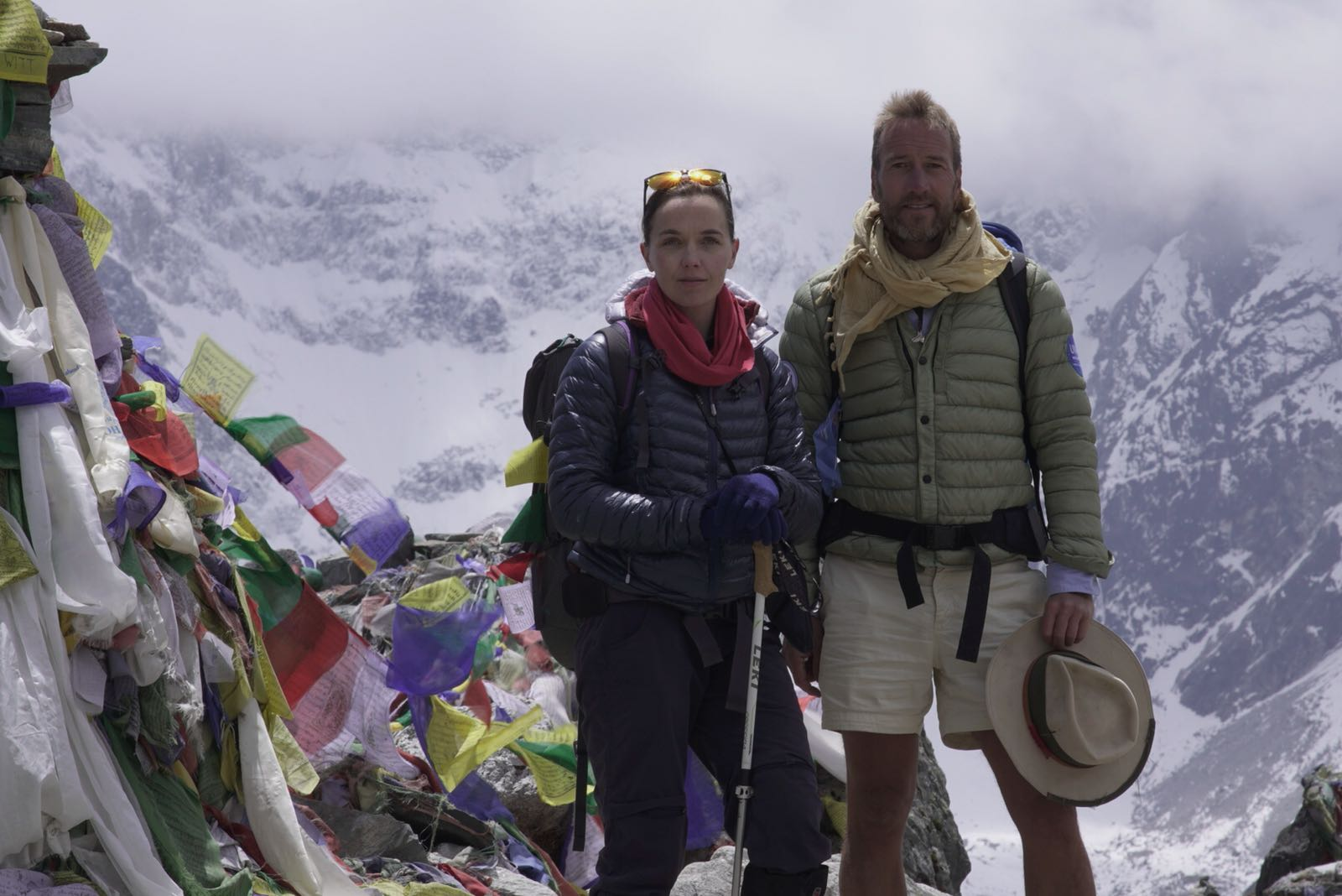 Everest documentary on CNN for nature lovers