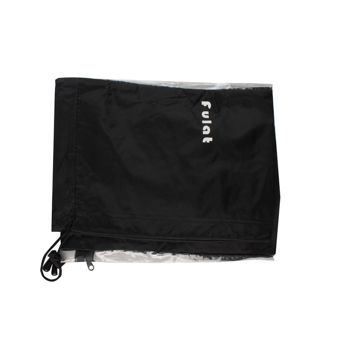 Camera Rain Jacket with Flash Cover