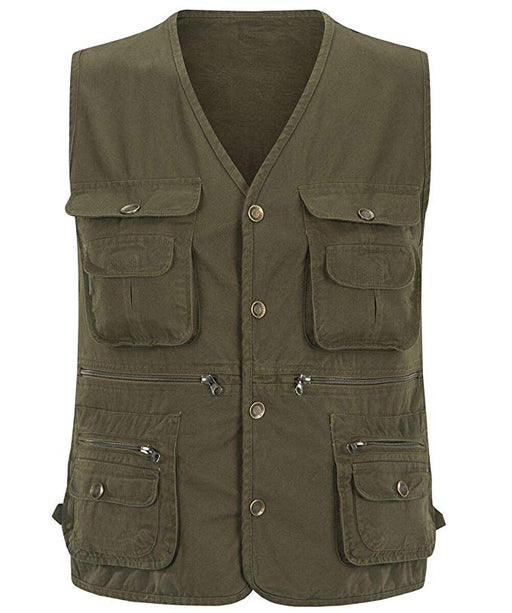 Photography Vest Multi-pocket Jacket