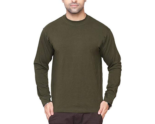 Olive Green T Shirt for Outdoors
