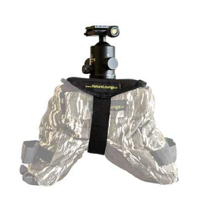 Tripod Mount for Camera Bean Bag (Camouflage)