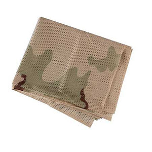 Camouflage Neck Scarf