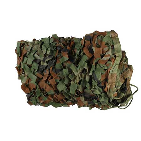Green Camouflage Netting
