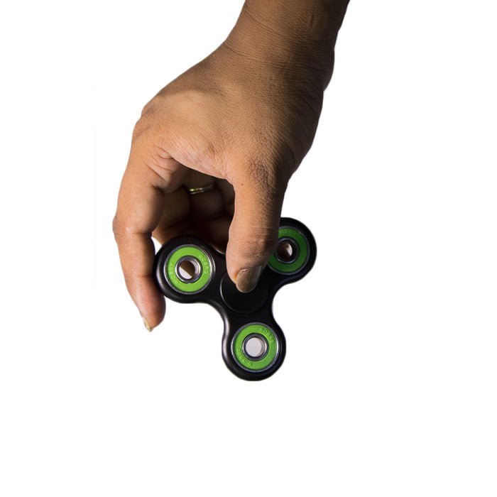 Fidget Spinner for Photographers (Camouflage Green/Camouflage Brown) | Nature Lounge