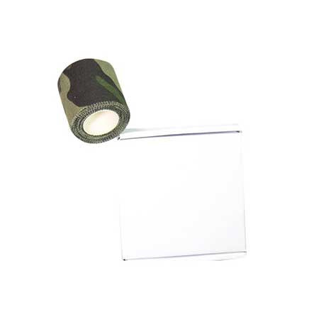 Fabric Tape for Photography equipment (green camouflage) | Nature Lounge