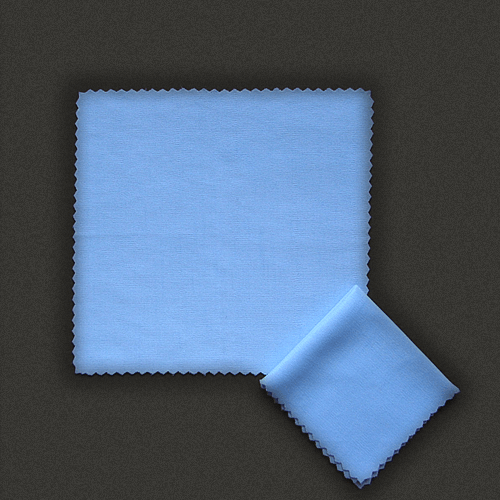 Microfiber Lens Cleaning Cloth - Full size view