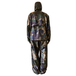 Camouflage Rainwear - Full suit