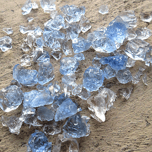 Blue Color Indicating Dessicant Silica Gel