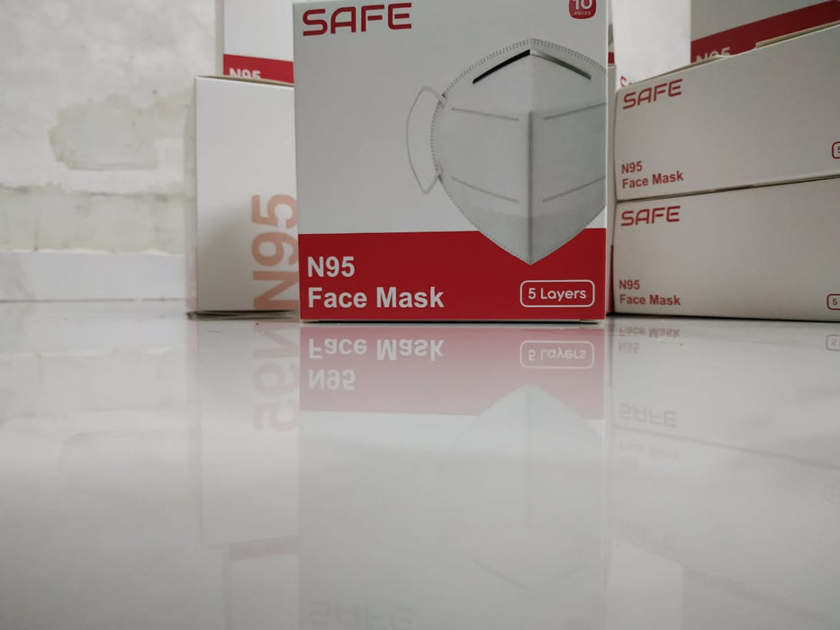 Covid 19 Face Mask N95 (Set of 3)