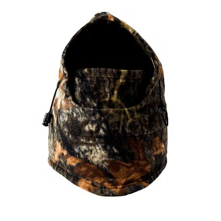 Camouflage Balaclava Outdoor Wear for Photography | Nature Lounge