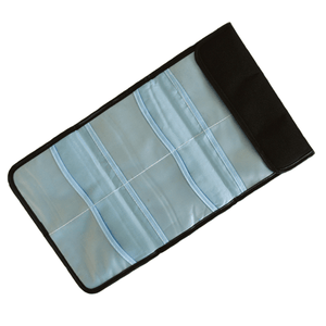 Camera Filter Wallet with 6 Pockets