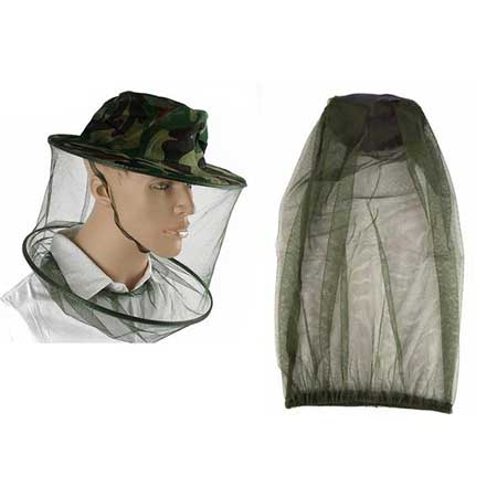 Mosquito Nets for Hats and Caps