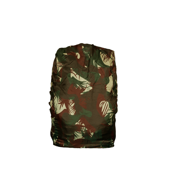 Waterproof bag cover - Camouflage - 40L - Front view