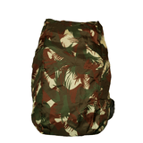 Waterproof bag cover - Camouflage - 60L - Front view
