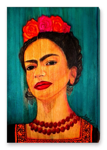 'They call me....La Frida'