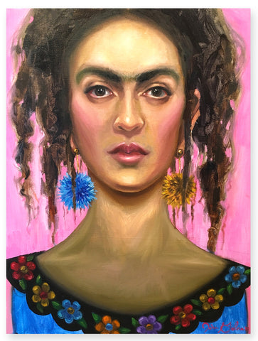 'Frida Bae: Pink Lemonade'
