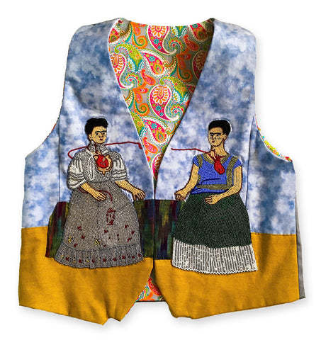 'Two Frida's - Glam Vest'