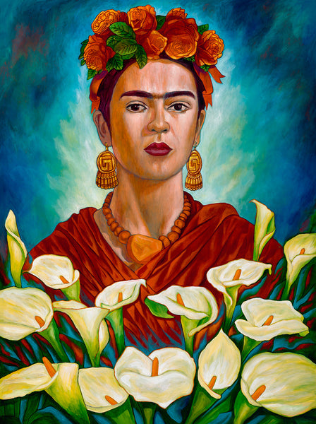 'Frida Entre Alcatraces'