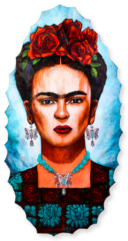 'Frida y sus Mariposas'