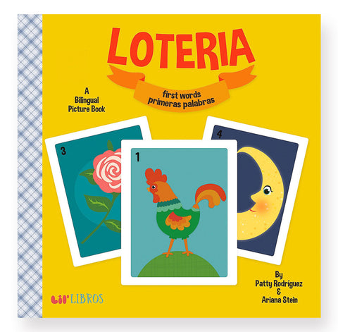 Loteria: First Words/Primeras Palabras