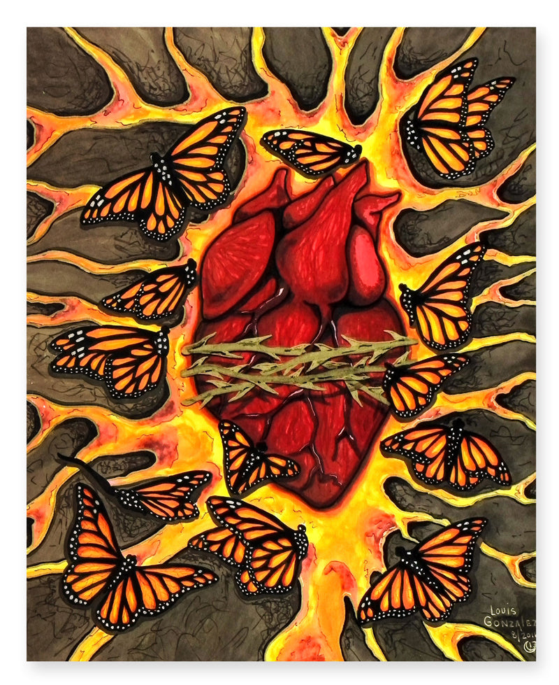 'Burning Corazon'