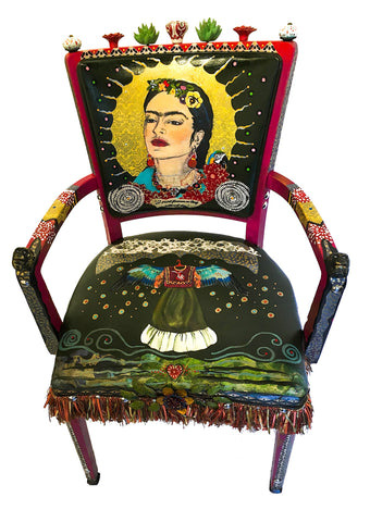 'Frida Kahlo Chair'