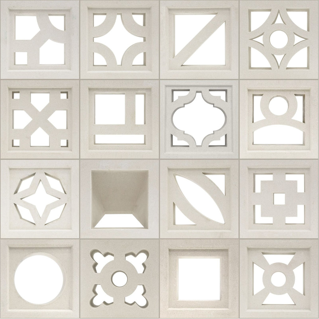 Breeze Blocks by Tesselle