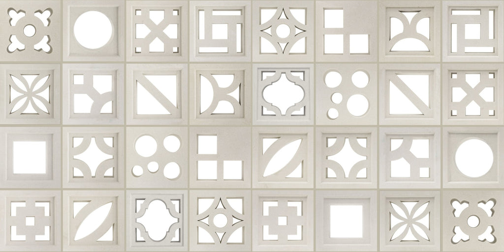 Tesselle Breeze Blocks