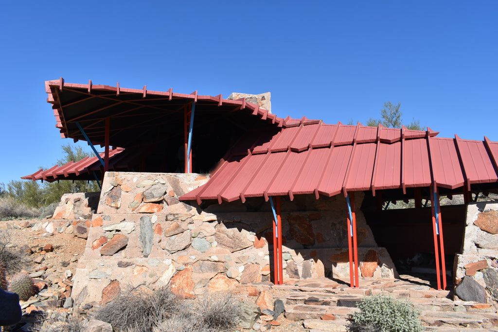 Taliesin School of Architecture Shelter 1