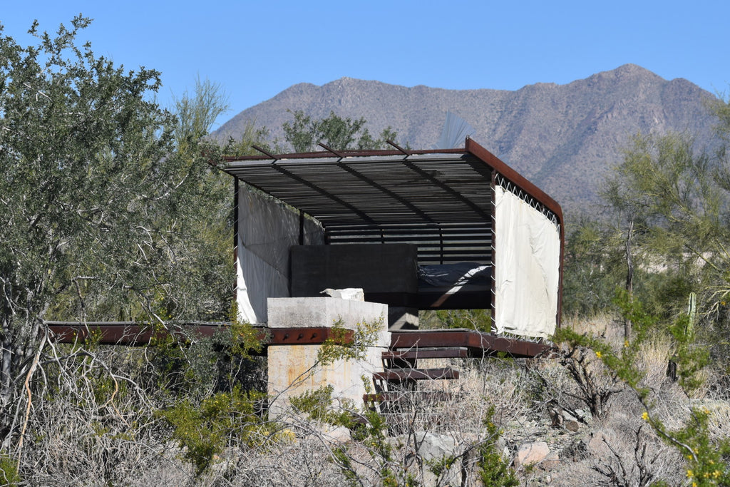 Taliesin School of Architecture Shelter 6