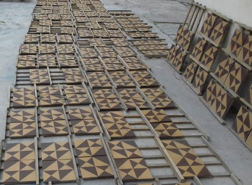 Cement Tiles - Custom Design and Color Development | Special Orders ...