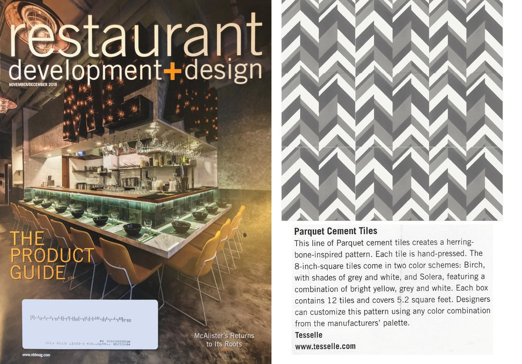 Restaurant Development and Design Product Issue