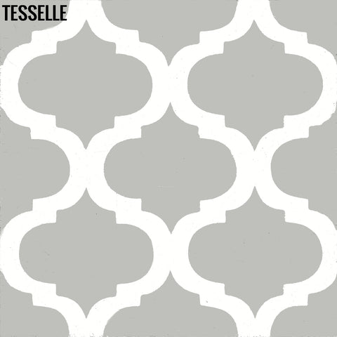 "Beacon Calla 8"" Square Cement Tile"