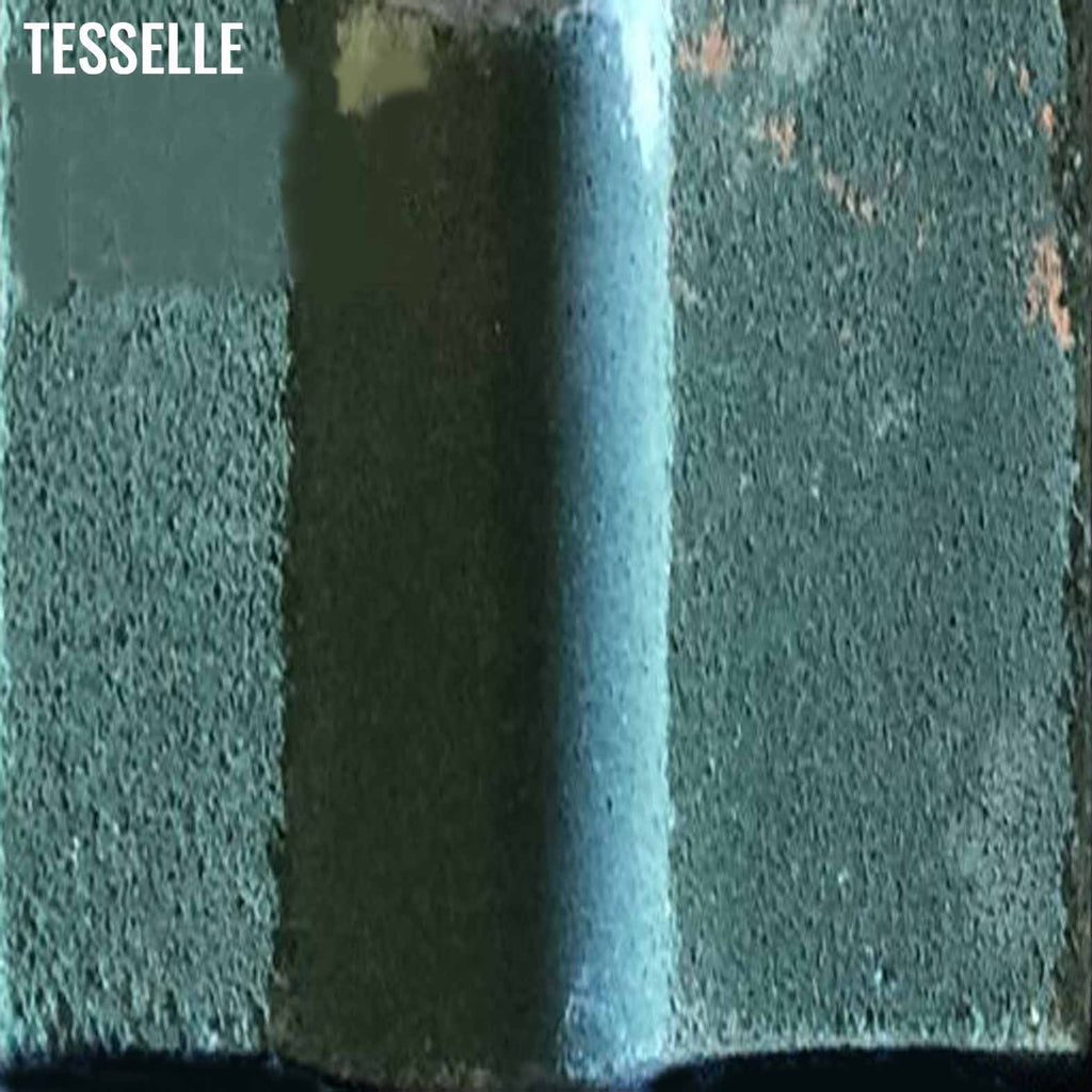 Breeze Block Color Chip - Jade Green