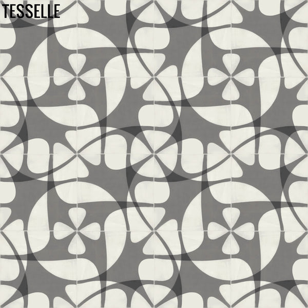 Nature's Net Cement Tile - Classico Layout 1