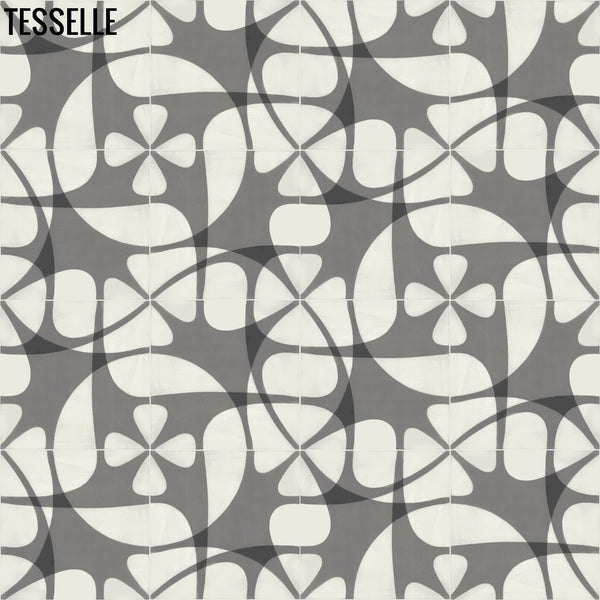 Nature's Net Cement Tile - Classico Layout 2