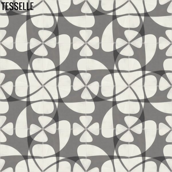 Nature's Net Cement Tile - Classico Layout 3