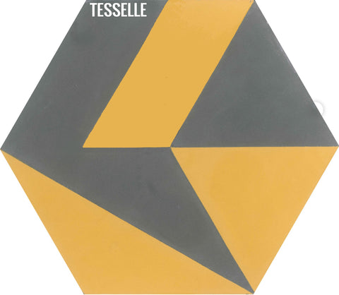 Jim Isermann Polygonal Citrine