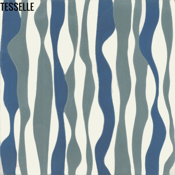 "Sessia Vara 8"" Square Cement Tile"
