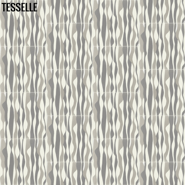 "Sessia Casale 8"" Square Cement Tile"