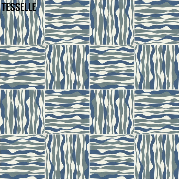 "Sessia Vara 8"" Square Cement Tile QT"