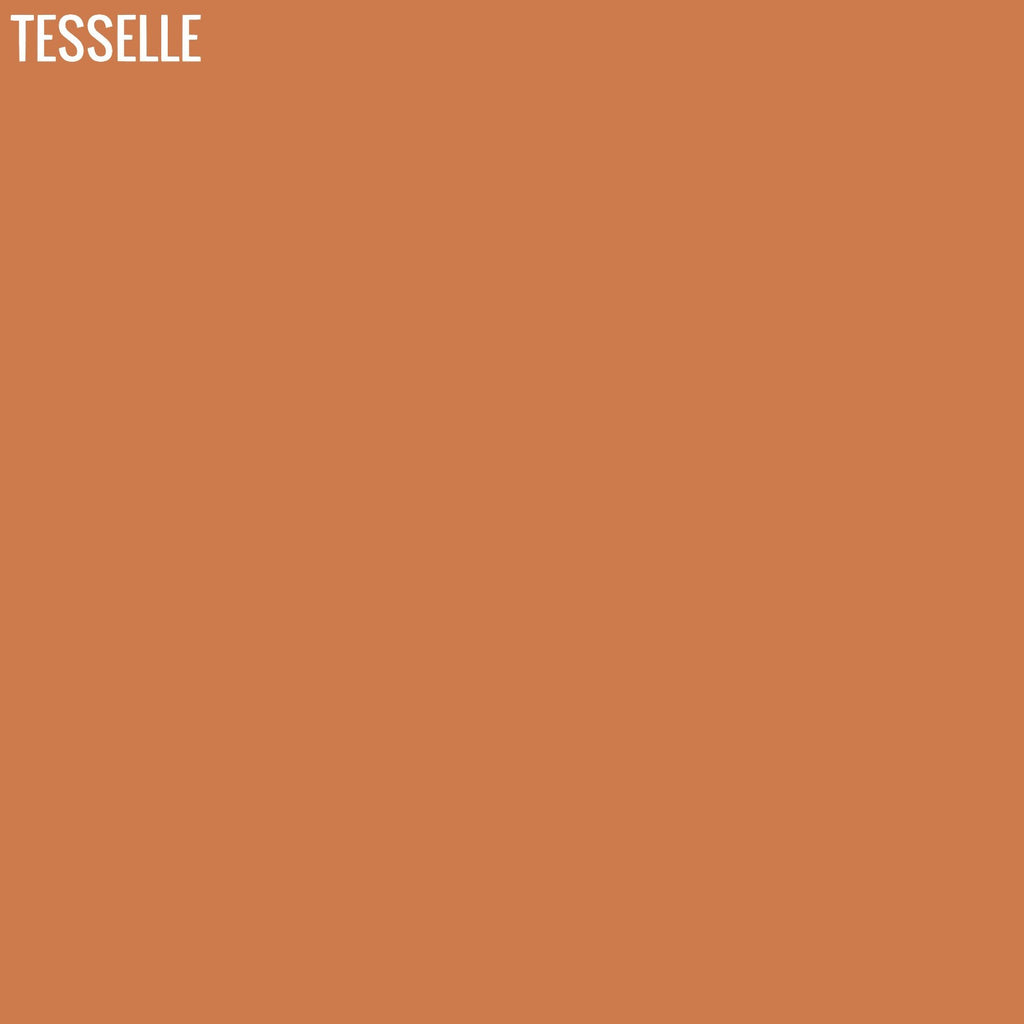 "Tangerine 5006 - 8"" Square Cement Tile"