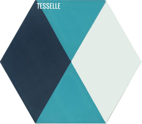 Triaxial Oasis Single Tile