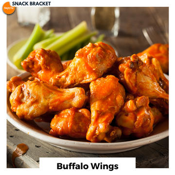 Wings reign supreme as the 2021 Snack Bracket Contest champ