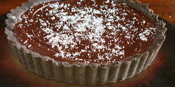 Crimson Tide Chocolate Pie