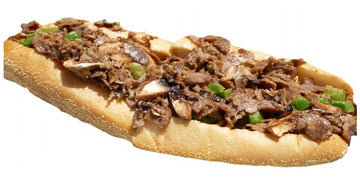 """Healthy"" Philly Cheesesteak"